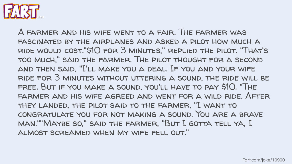 An airplane ride Joke Meme.