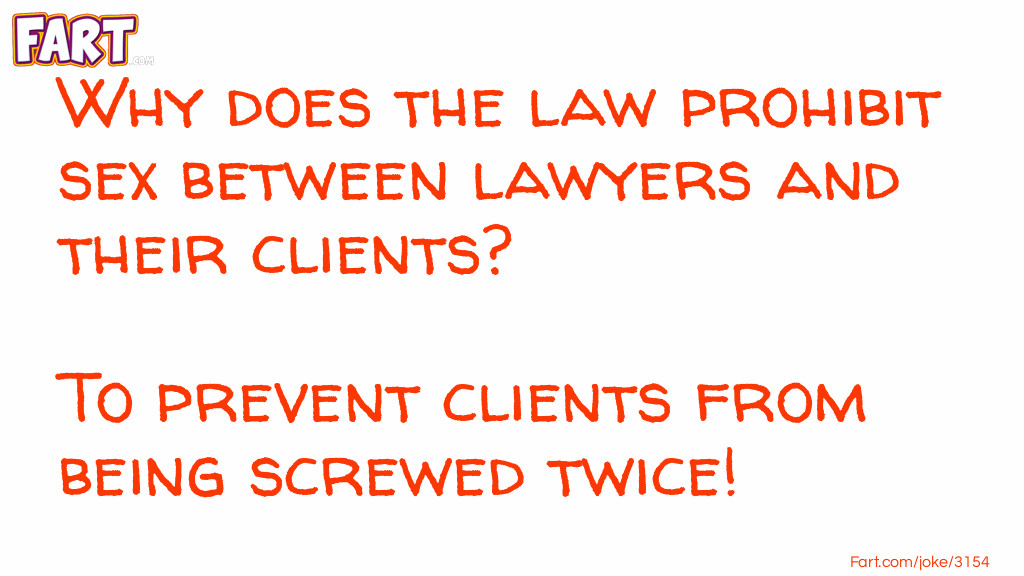Lawyer Services Joke Meme.
